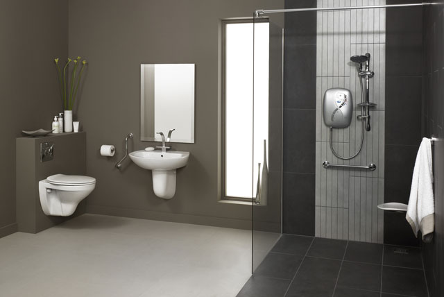 Reformas integrales obras accesibles madrid espacios for New model bathroom design